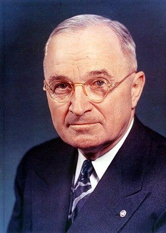1948 Democratic National Convention - Image: Truman 58 766 09