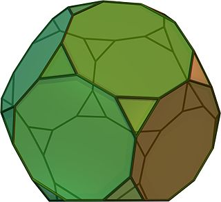 Truncated dodecahedron Archimedean solid