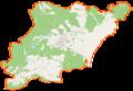 Trzcianka (gmina) location map.png