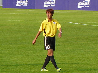 Tsang Kin Fong Hong Kong footballer