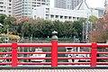 Tsukuda Small Bridge Giboshi 2016 November.jpg