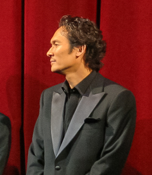 Tsuyoshi Ihara - Ihara at the Berlin International Film Festival in 2007.