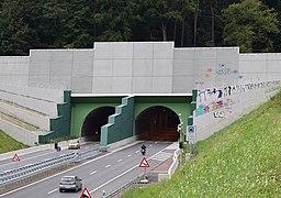 Tunnel Berghofen in Dortmund