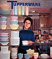 Tupperware advertisement featuring a Joe Steinmetz photograph (9005296853).jpg