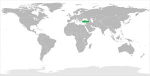 Qatar–Turkey relations - Image: Turkey Qatar Locator