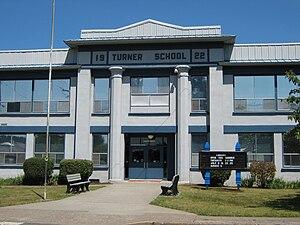Turner, Oregon - Turner School
