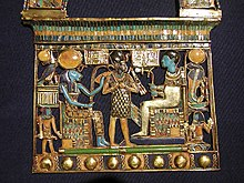 Egyptian Ankh Pendant Necklace