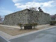 Tuyama castle tensyudai