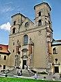 Tyniec - kościół śś Apostołów Piotra i Pawła.jpg