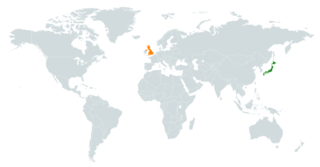 Japan–United Kingdom relations Bilateral diplomatic relations