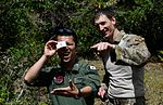 US, Japanese Airmen conduct survival training during Cope North 16 160216-F-CH060-441.jpg
