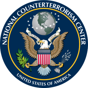 Seal of the United States National Counterterr...