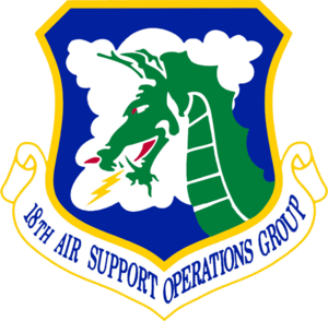 18th Air Support Operations Group - Image: USAF 18th Air Support Operations Group