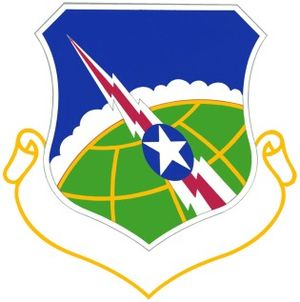 23rd Air Division (United States) - Image: USAF 23rd Air Division Crest