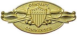 USCG - COMPANY COMMANDER