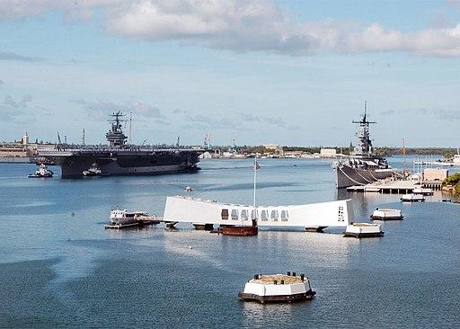 USS Arizona Memorial - Virtual Tour