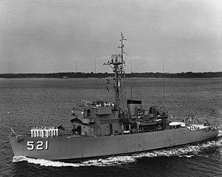 USS <i>Assurance</i> (MSO-521) ocean minesweeper
