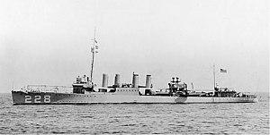 USS John D. Ford (DD-228)