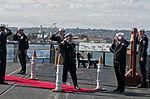 USS Peleliu change of command 131206-N-AQ172-207.jpg