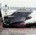 USS Ronald Reagan Bulbous Bow.jpg