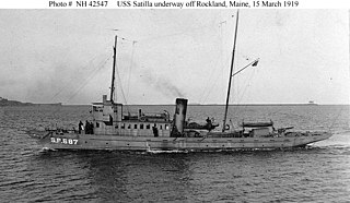 USS <i>Satilla</i> (SP-687)