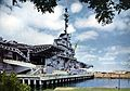 USS Yorktown (CVS-10) tied up at Ford Island 1958.jpg
