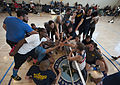 US Navy, Coast Guard Wounded Warrior competitors compete for Team Navy position 150312-F-AD344-628.jpg