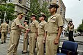 US Navy 110519-N-ZB612-131 Chief of Naval Operations (CNO) Adm. Gary Roughead congratulates the Sailors of the Year.jpg