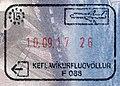 US Passport - Iceland exit stamp 2017.jpg