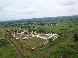 Maridi Place in Maridi State, South Sudan