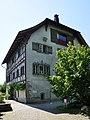 Uerikon (Stäfa) - Ritterhaus, Ritterhauskapelle, sogenannter Burgstall - Seestrasse 254 2011-08-24 13-35-08 ShiftN.jpg