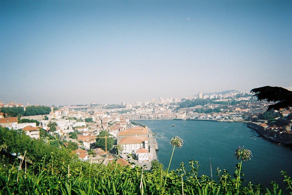 Porto (stad) - Wikiped...