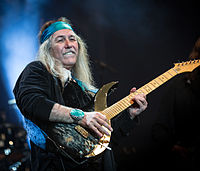 Uli Jon Roth beim Wacken Open Air 2015