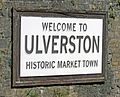 Ulverston Station welcoming sign 2016.jpg