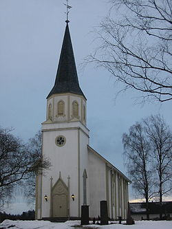 Undrumsdal church