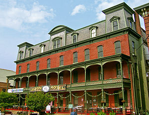 Union Hotel (Flemington, New Jersey) - The Union Hotel