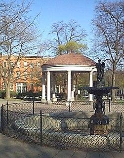 Union Square, Baltimore United States historic place