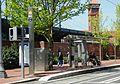 Union Station NW 5th & Glisan SB MAX station - Portland, Oregon.JPG