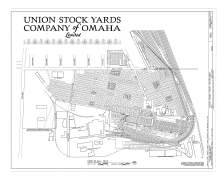 Union Stockyards Omaha Wikipedia