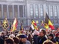 United Belgium Brussels demonstration 20071118 DMisson 00138 parc Cinquantenaire.jpg
