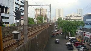 United Nations LRT station - Image: United Nations LRT Station in Ermita, Manila 3