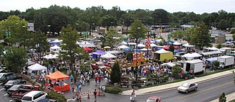 Urbana, Illinois - Market at the Square
