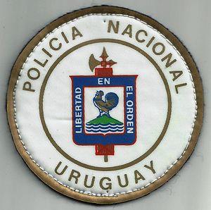 National Police of Uruguay - Image: Uruguay policia Nacional