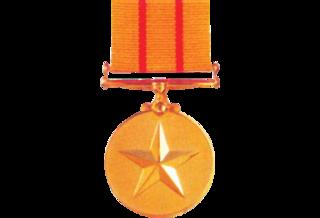 Uttam Yudh Seva Medal