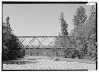 Cispus River river in the United States of America