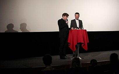 VIS - Vienna Independent Shorts 2014 opening Gartenbaukino Daniel Ebner Benjamin Gruber 2.jpg