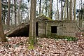 "VLADSLO Praetbos ( Praetwald) ""Lehr Infanterie Regiments"" -Betonstruktur-, Belgien, Provinz Westflandern 02.jpg"