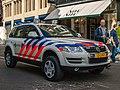VW - Volkswagen Touareg - VRT Voertuig - Politie - Den Haag The Hague 's-Gravenhage (22525190646).jpg