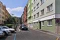 V Horní Stromce street, Praha, east part.jpg