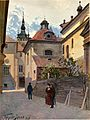 Vaclav Jansa - Jirska ulice, Hradcany (1896).jpg